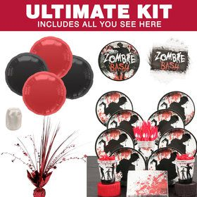 Zombie Party Ultimate Kit (Serves 8)