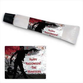 Zombie Personalized Hand Sanitizer Kit (24 Pack)