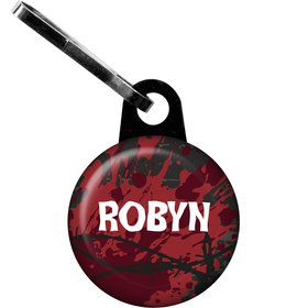 Zombie Personalized Zipper Pull (Each)