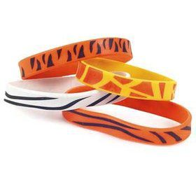 Zoo Animal Wristband (12 count)